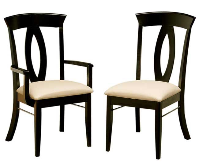 Yorkshire Breakfield Chairs By Homestead Furniture Made In Amish Country.