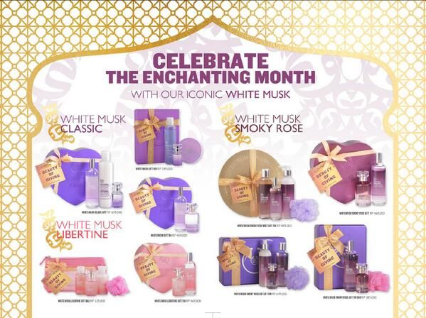 The Body Shop: Celebrate The Enchanthing Month @TheBodyShopIndo