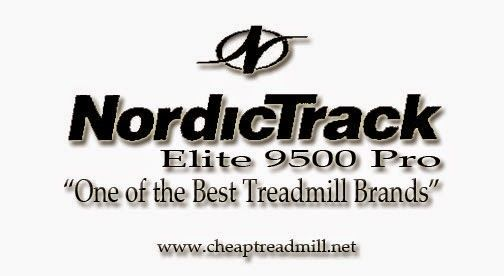 NordicTrack Elite 9500 Pro: One of the Best Treadmill Brands