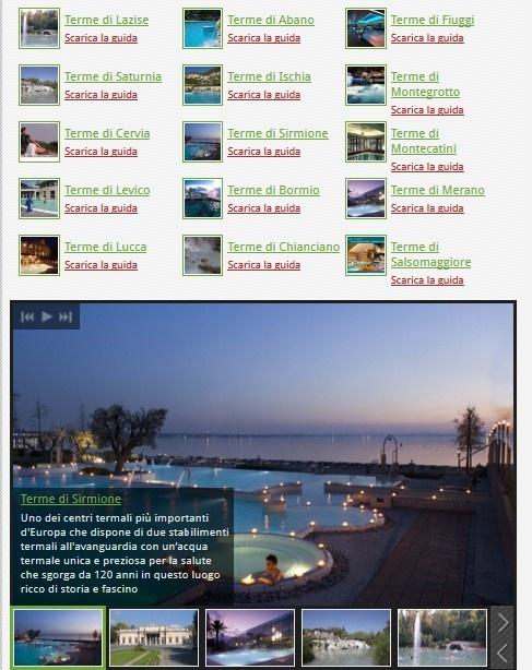 Nel nostro portale è disponibile un'intera sezione dedicata ai CENTRI TERMALI di tutta ITALIA: http://www.allyoucanitaly.it/hotel-centri-termali Ci raccontate le vostre esperienze? Quale centro vi è piaciuto? In quale sareste curiosi di andare? #terme #italia