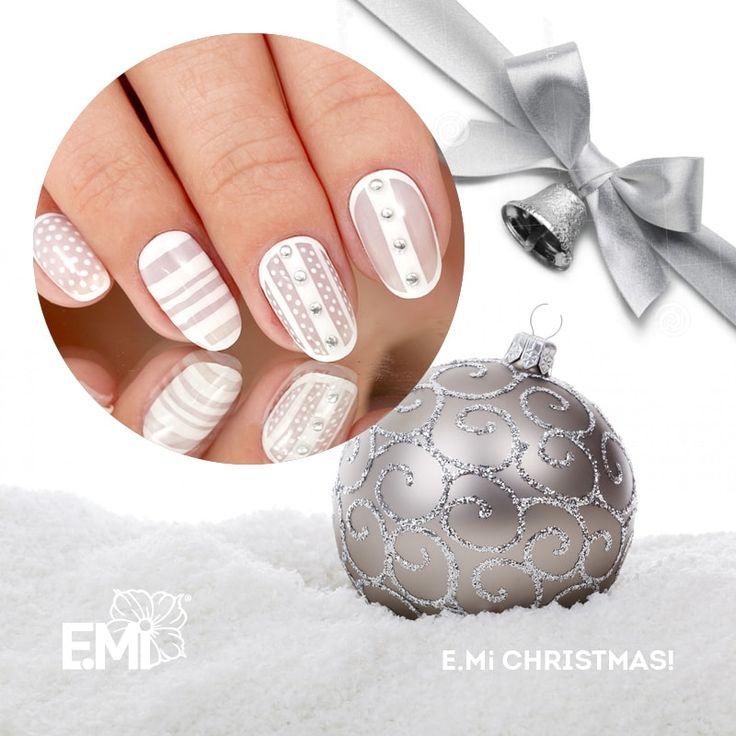 xmas nail art new design of Emi. #Emimanicure • xmas nails easy • xmas nails designs • xmas nails art • xmas nails winter • xmas nails red • xmas nails shellac • xmas nails blue • xmas nails glitter • xmas nails simple • xmas nails sparkly • xmas nails diy • xmas nails black • xmas nails pink