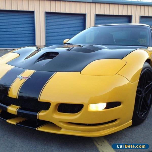 2002 Chevrolet Corvette Base Hatchback 2-Door #chevrolet #corvette #forsale #unitedstates