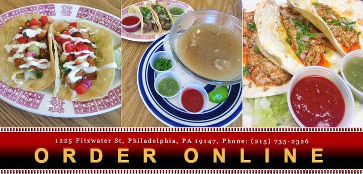 Quetzally Mexican Food - Philadelphia - PA - 19147 - Menu - Mexican - Online Food Delivery Catering in Philadelphia