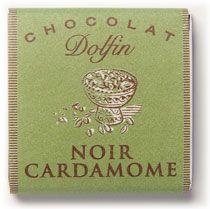Ciocolata neagra cu Cardamom 2kg