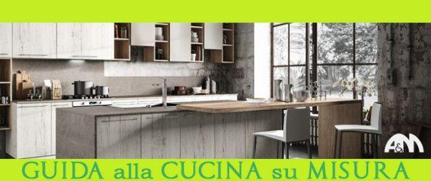 Progettare una cucina su misura a Roma. CONSIGLI E IDEE DAL BLOG: http://www.arrediemobili.com/blog/arredare-cucina-su-misura/