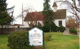 St. Matthew's Episcopal Church  Prosser, Washington