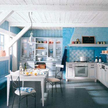 Le bord de mer s'invite dans la cuisine