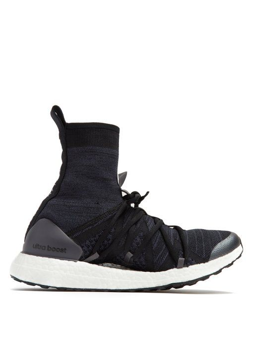 45f931997d ADIDAS BY STELLA MCCARTNEY | Ultra Boost X high-top sock trainers #Shoes  #Sneakers #ADIDAS BY STELLA MCCARTNEY