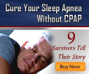How To Cure Sleep Apnea Naturally At Home Without Cpap