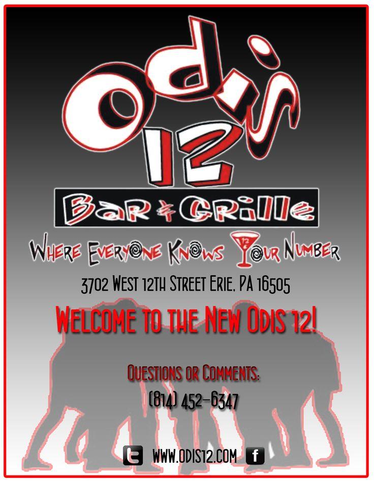Odis 12 Bar & Grille Grilles, Restaurant, Bar