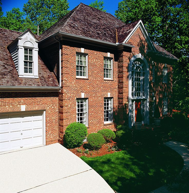 When It Comes To Your Home Should Be All About The Details And Brick Provides Unlimited Style Options Features Like Quoins Jack Arches With