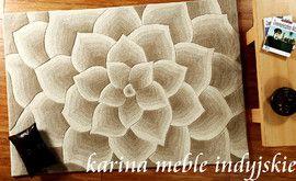 dywan KALLISTA BEIGE 100% wełna 200x300 cm.