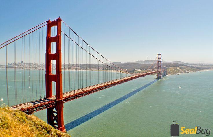 Na Califórnia, a viagem para São Francisco pode surpreender e você corre o risco de se apaixonar por esta cidade!