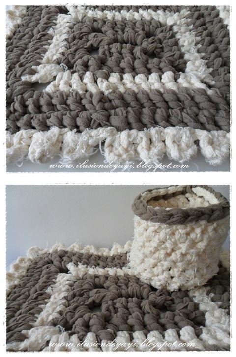 Alfombra baño / Bath rugs