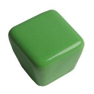 Pomos tiradores cuadrado de ceramica verde mueble - Pomos y tiradores ...