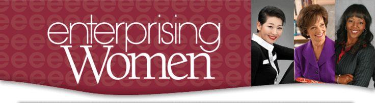 Enterprising Women - The Magazine for Women Business Owners