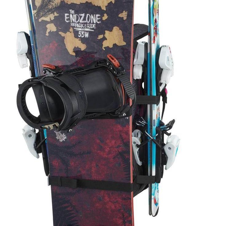 SKI SNOWBOARD LUGE Bagagerie du sportif - SAC A DOS RVS FS 500 VIOLET 17 WED'ZE - Sacs, sacs à dos