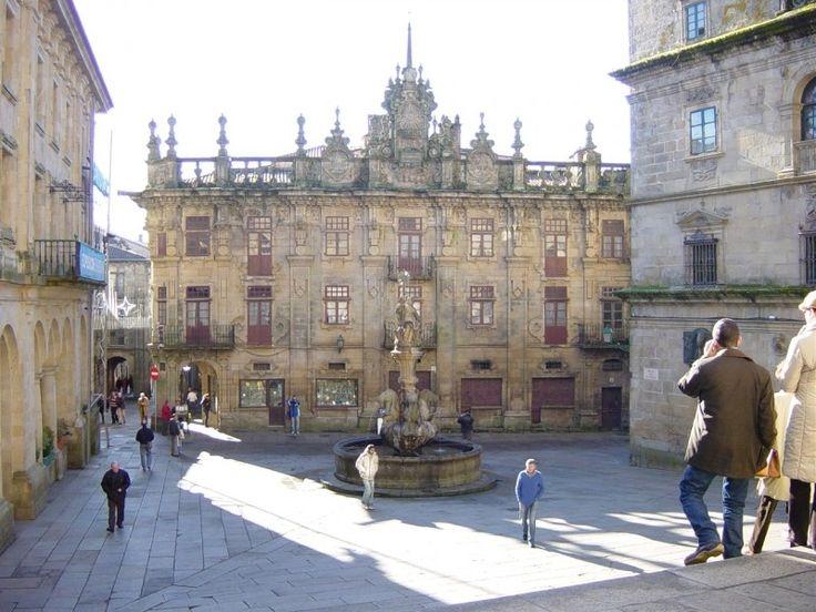 Praza das Praterías / Plaza de Platerías Santiago de Compostela 4997