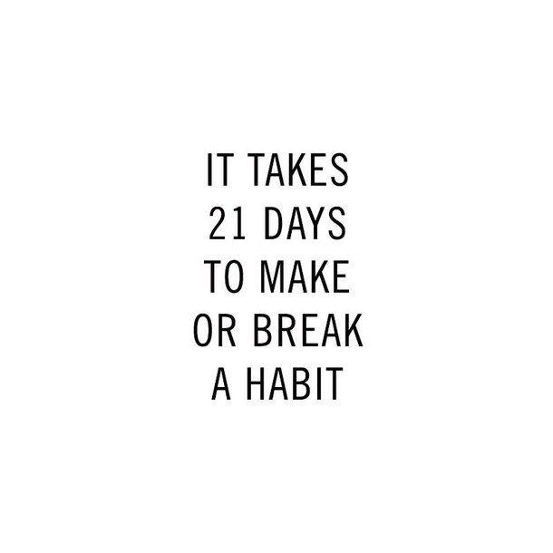 Is it a Habit yet?