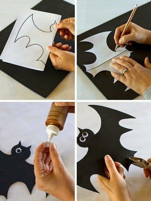 Joias do Lar: {Ideias DIY} - Decoração para o Dia das Bruxas halloween