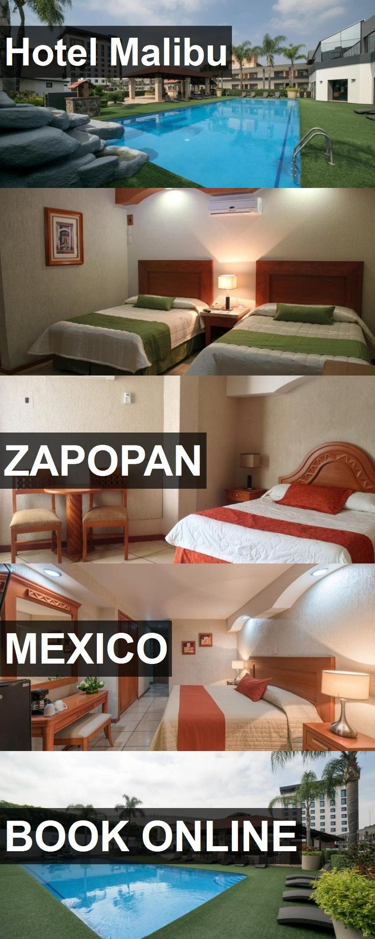 Hotel Hotel Malibu in Zapopan, Mexico. For more information, photos, reviews and best prices please follow the link. #Mexico #Zapopan #hotel #travel #vacation