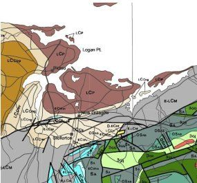 Regional groundwater study involving several watersheds on the northern mainland of Nova Scotia including Pictou County