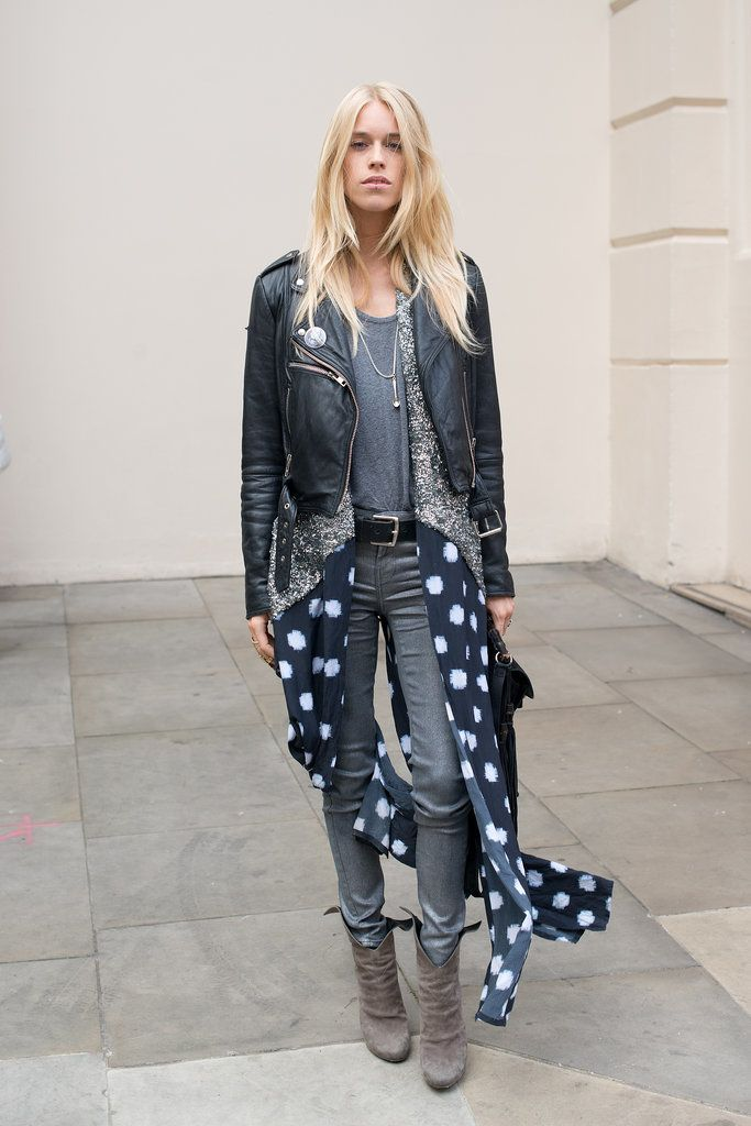 7 Styling Tips For the Perfect Slimming Skinnies   Grunge ...