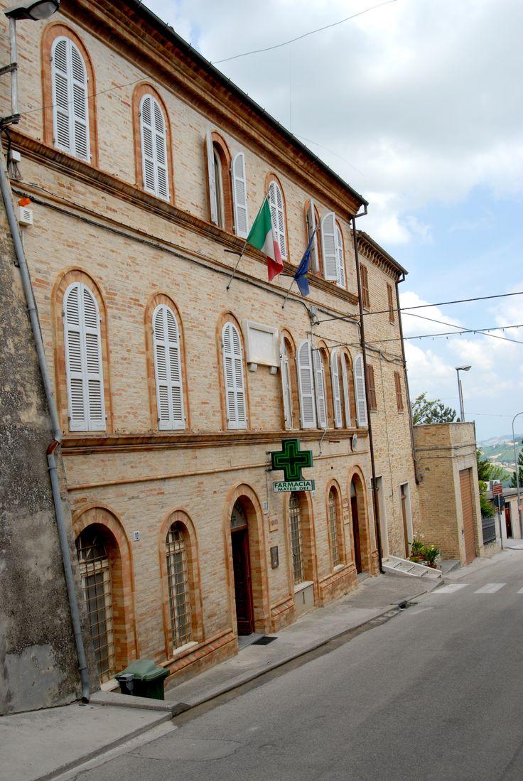 Palazzo comunale #marcafermana #monterinaldo #fermo #marche