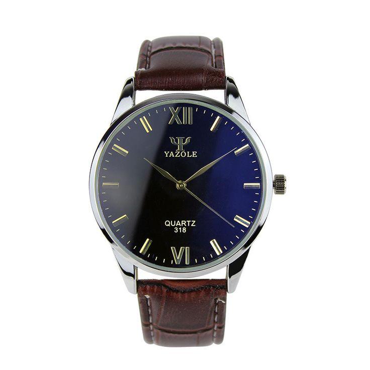 Mens Luxury Watches Fashion Designer Analog Quartz Watch  This Mens Luxury…