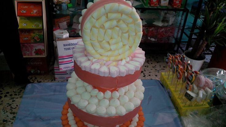 torte marshmallow personalizzate