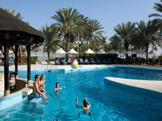 JA Jebel Ali Beach Hotel is a family-friendly resort set in a quiet district of Dubai. It is ideally located far enough away from the bustle of the city centre, but close enough to get to for shopping trips and sightseeing.