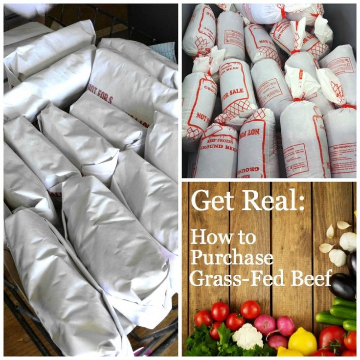 Get Real: How to Purchase Local Grass-Fed Beef