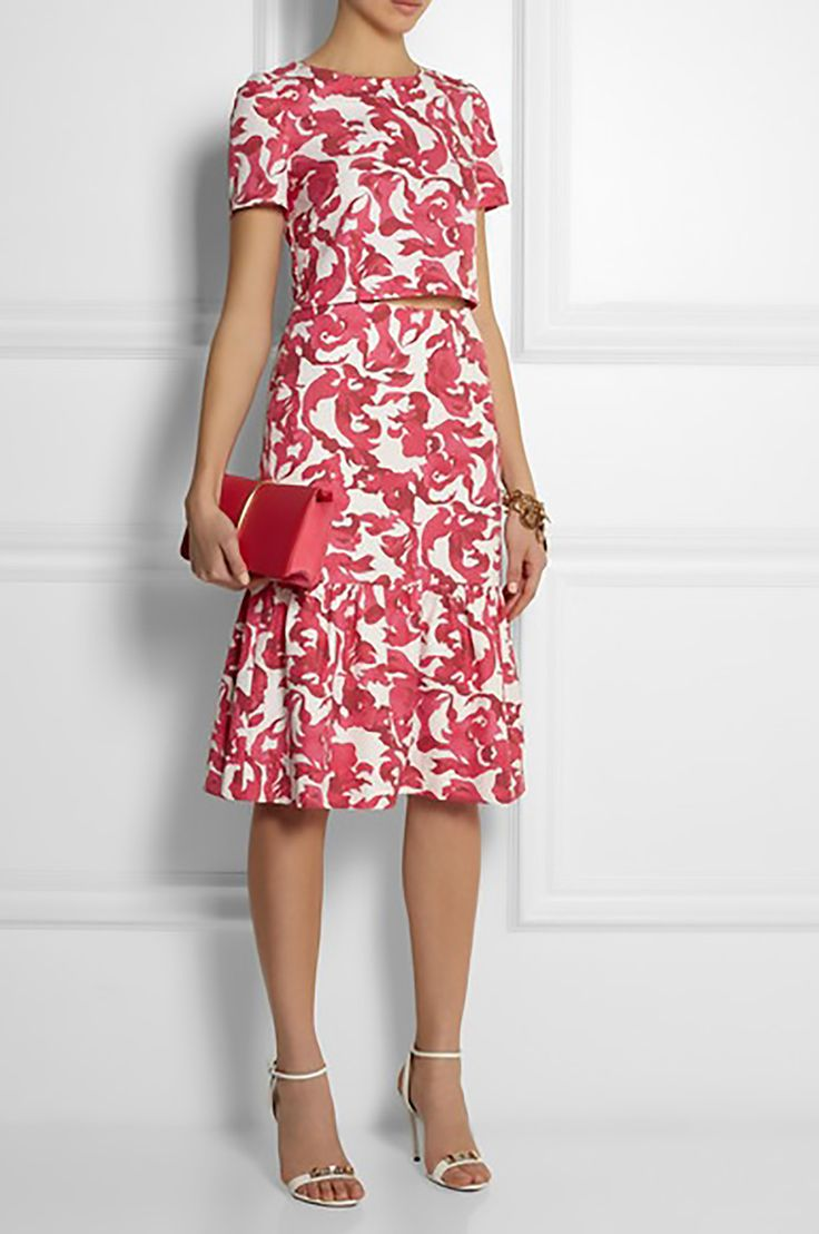 net a porter saloni diana printed cotton blend jacquard skirt midis 1500.jpg