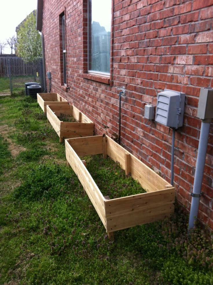Lifted Garden Beds