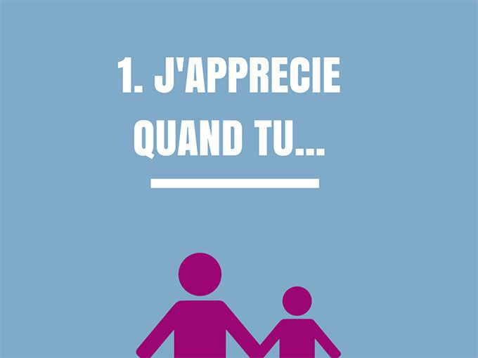 Pédagogie positive : 10 phrases positives à dire aux enfants