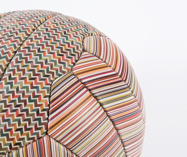 paul smith releases limited edition printed leather football - designboom | architecture & design magazine