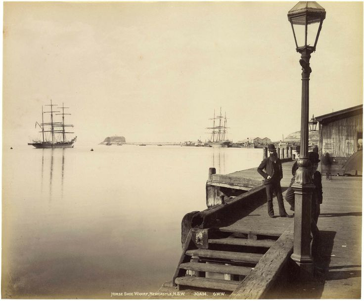 Photo State Library of NSW  see Newcaste pics from 180 - 192 this gallery http://143.119.202.10/album/albumView.aspx?acmsID=152951&itemID=823989