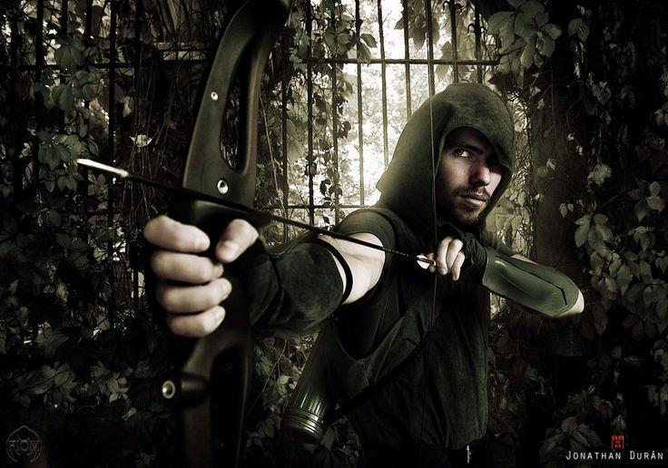 Green Arrow - DC Comics by MixUpCosplay on @DeviantArt