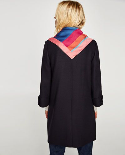 Image 5 of MULTICOLORED SCARF from Zara
