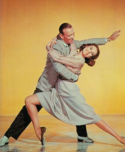 Silk Stockings (1957), starring Fred Astaire and Cyd Charisse