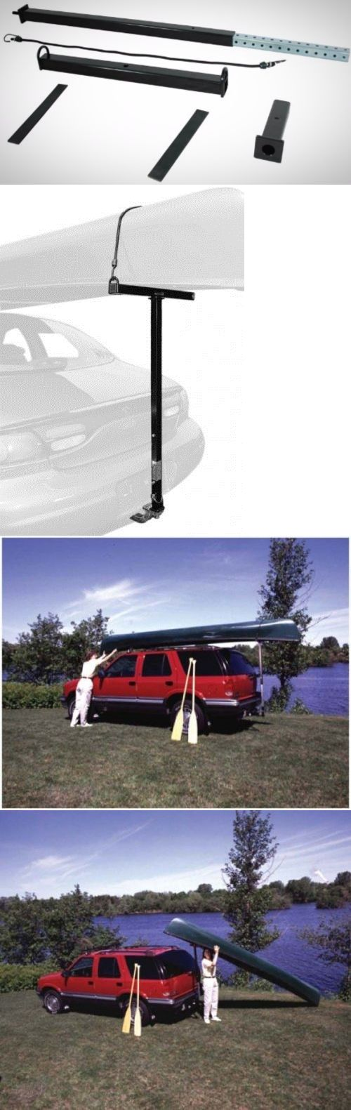 Other Kayak Canoe and Rafting 36123: Canoe Kayak Loader Reese Towpower Trailer Hitch Vehicle Durable Car Truck Racks -> BUY IT NOW ONLY: $75.09 on eBay!