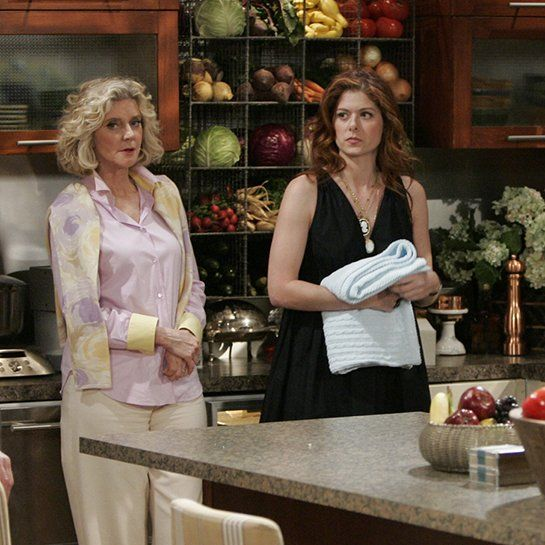 The Well-Placed Item in Your Hand: Debra Messing on 'Will and Grace'