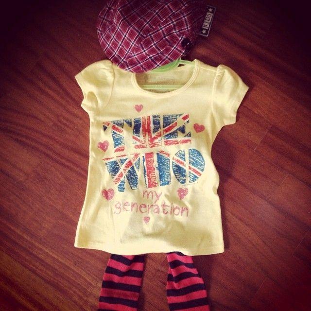 Outfit for a Baby Rock Girl! Solo su www.freebirdbabyshop.com
