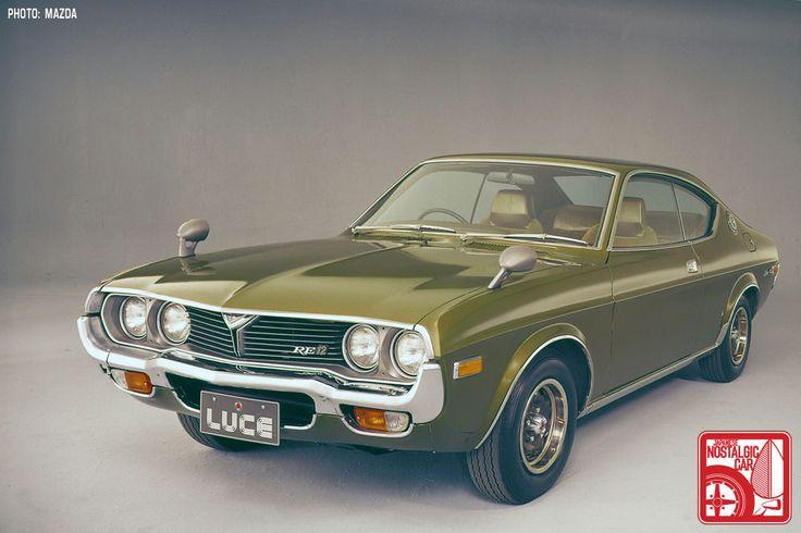 1972 Mazda Luce HT RX-4 | Wolfe Langley Mazda | 19265 Langley Bypass, Surrey, BC V3S 7R2, Canada | 604-534-0181 | www.langleymazda.com #WolfeLangleyMazda #2015Mazda #New