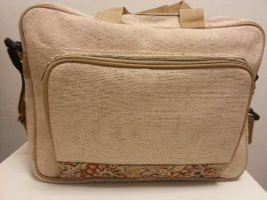 Superior Quality Eco-Friendly Natural Jute Smart Business Laptop and Tablet Bag / Handbag (H40 x W30 x D25cm) - Ideal for Multipurpose HandBag http://www.amazon.co.uk/dp/B00U81ELE2/ref=cm_sw_r_pi_dp_PC.kwb1W2TDMY