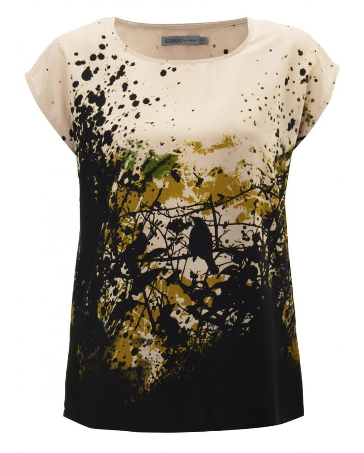 Soaked in Luxury Bird top - Atterley Road: Atterley Roads, Birds Tops, Stylish Beautiful, Roads America, Woman Clothing, Luxury Birds, Accessories, Beautiful Clothing, Bags