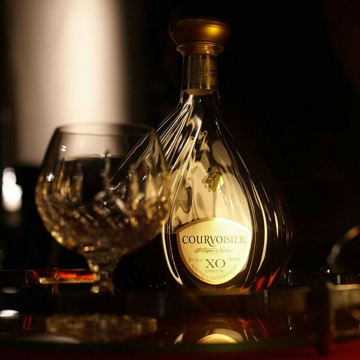 Courvoisier XO-it's cliche I know but damn it's nice.
