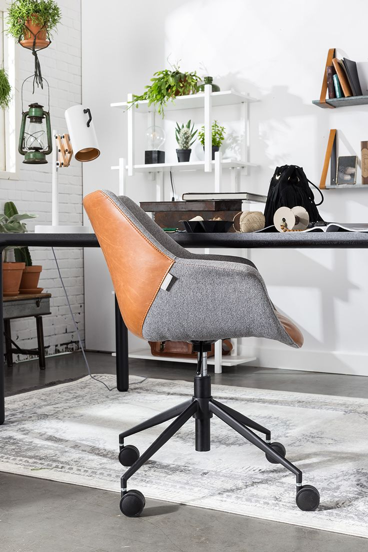 Zuiver Doulton Office Chair