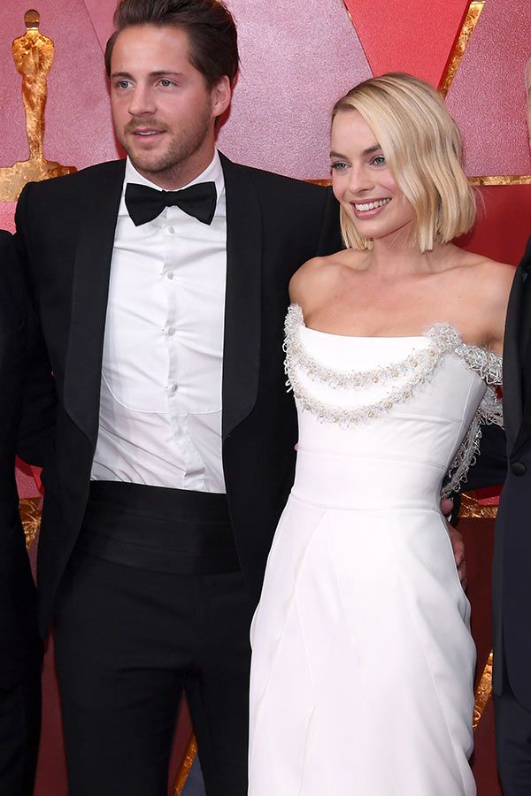 ackerly dating Margot robbie reveals she and british director tom ackerley are still very much together after eight months of dating by laura evans for daily mail australia.