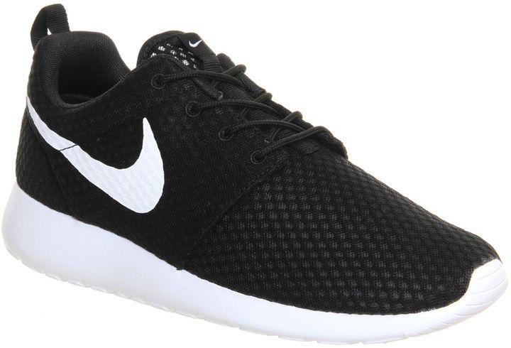 Nike Roshe Run Black Mono Br - Unisex Sports
